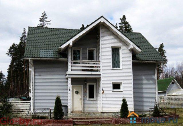 Дом у Суходольского озера, полностью готов к проживанию