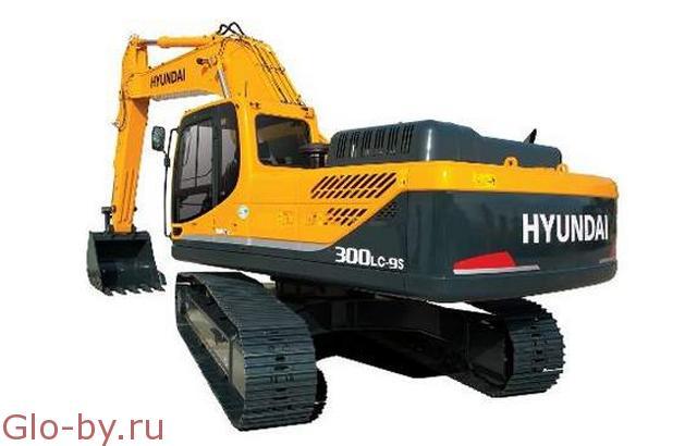 Сдается в аренду Экскаватор полноповоротный гусеничный 1,5 м*3 Hyundai