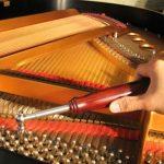 Настройка пианино и роялей в Москве