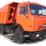 Сдается в аренду Самосвал 15 т. Камаз 65115