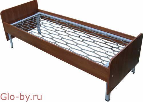 С прокатной пружиной металлические кровати