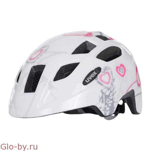 Велосипедный шлем для девочек