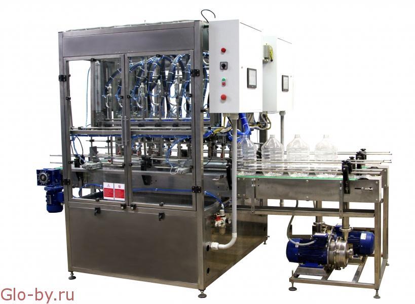 Универсальное и нестандартное оборудование для розлива любых видов жидкости
