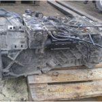 КПП б/у для грузовиков MAN 2004 г