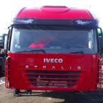 Кабины б/у для грузовиков IVECO STRALIS 2003 г