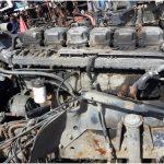 Двигатели б/у для грузовиков SCANIA 114