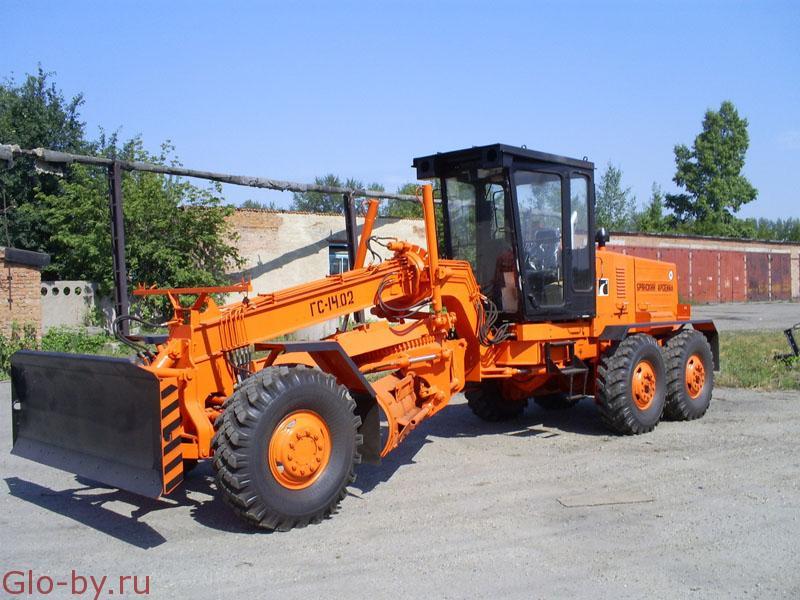 Сдается в аренду Автогрейдер ГС-14.02