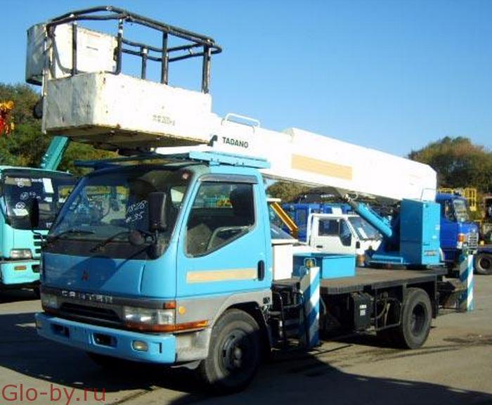 Сдается в аренду Автовышка 22 м. Телескопическая Tadano AT-200