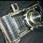 Antique Camera Muncher
