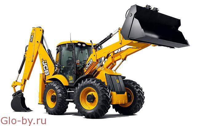 Сдается в аренду Экскаватор-погрузчик JCB 4 CX