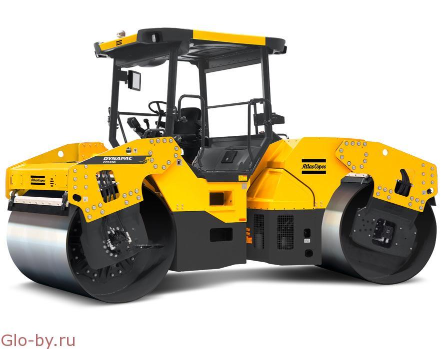 Сдается в аренду Каток 12 т. Dynapac CC5200