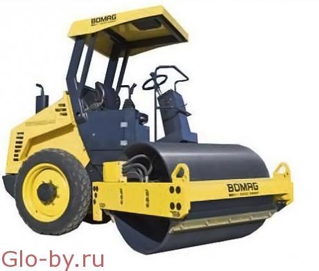 Сдается в аренду Каток 3 т. Bomag BW 124 DH-3