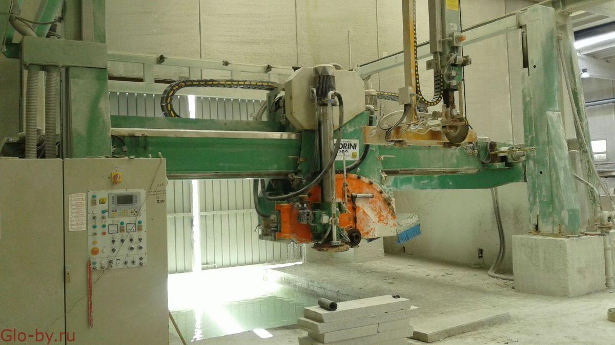 Линии и заводы для обработки камня
