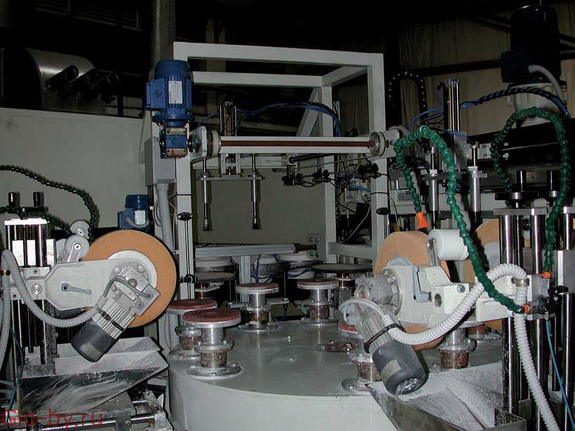 Оборудование для производства керамической, фарфоровой посуды