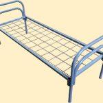 Кровати одноярусные, кровати дешево,кровати от производителя