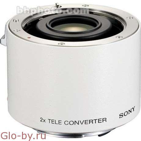 Телеобъектив Sony SAL 70 - 400 mm f/4-5,6 G SSM и Телеконвертер 2.0x