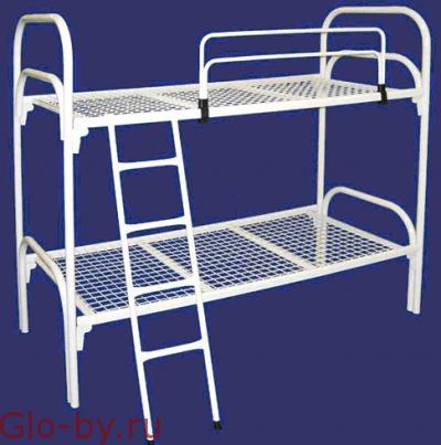 Одноярусные, двухъярусные,трехъярусные металлические кровати