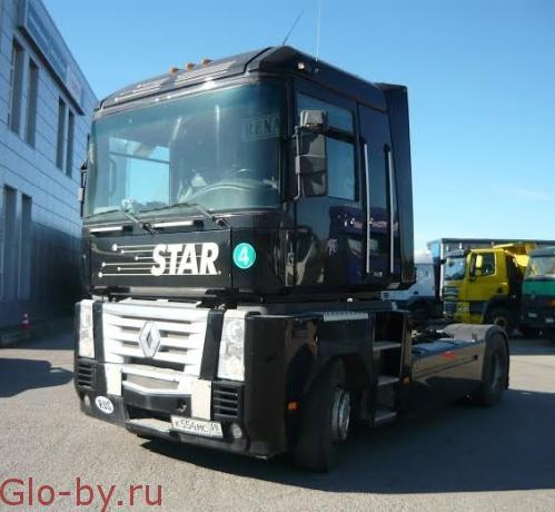 Кабины б/у для грузовиков Renault Magnum 2008