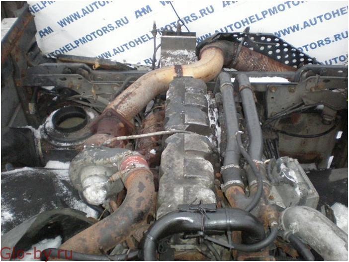 Двигатели б/у для грузовиков Renault Magnum MIDR 2001 г