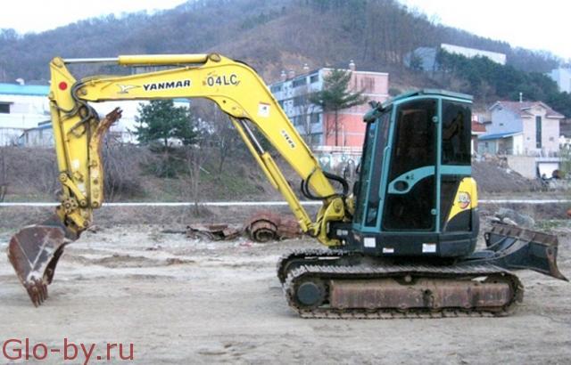 Сдается в аренду Мини-экскаватор полноповоротный гусеничный Hitachi EX 55UR