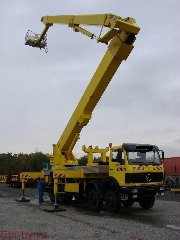 Сдается в аренду Автовышка 54 м. Телескопическая SKYLIFT S 52-2 XDT
