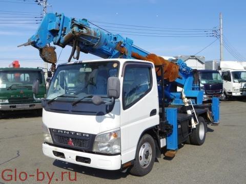 Аренда Автобуровая Mitsubishi Canter