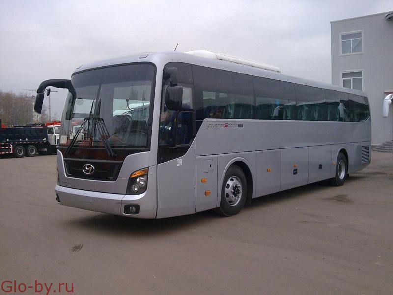Сдается в аренду Автобус Hyundai Universe