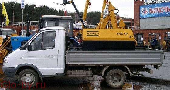 Сдается в аренду Автокомпрессор ГАЗ Atlas Сopco XA S 97