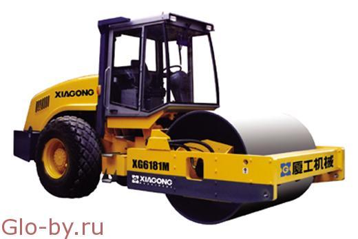 Сдается в аренду Каток 18 т. XCMG XG6184M