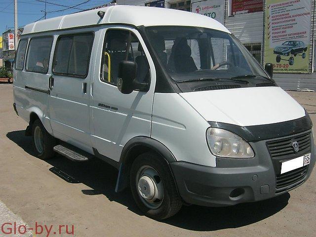Сдается в аренду Микроавтобус ГАЗ 322132