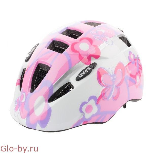 Велосипедные шлема для девочек