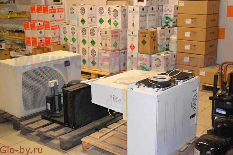 Полупромышленное холодильное оборудование: моноблоки и сплиты