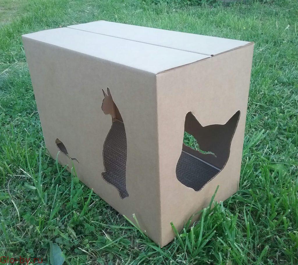 """Домики для кошек """"Домик+"""""""