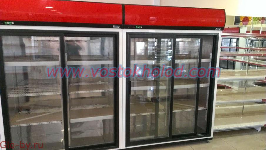Холодильные шкафы (выносной холод).
